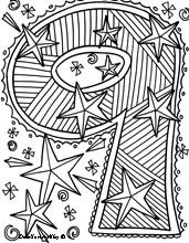 fun coloring pages for all kinds of categories.... and letters and numbers.