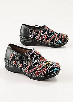 So cute - Women's Tapestry Clogs