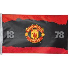 Manchester United Red Devils 3'x5' Flag
