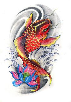 koi flash art - Google Search