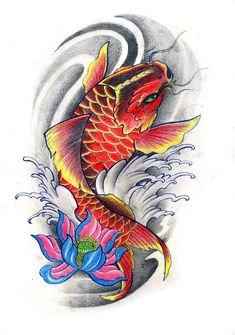 koi flash art - Google Search