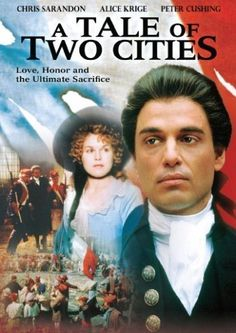A Tale of Two Cities... best version, so close to the book :)