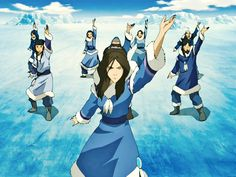 Southern Water Tribe, Avatar: The Last Air Bender