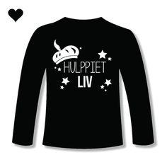 Hulppiet-T-shirt-zwa