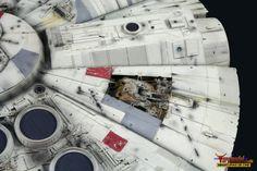 https://flic.kr/p/yeKeky | Star Wars - Halcón Milenario - galería (15)