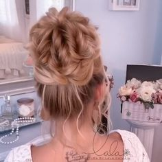 Bun Hairstyles For Long Hair, Pretty Hairstyles, Braided Hairstyles, Wedding Hairstyles, Easy Morning Hairstyles, Princess Hairstyles, Hairstyle Men, Style Hairstyle, Hairstyles 2018