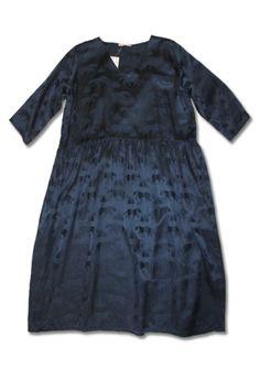 Widdess: silk Rajasthan Willoughby Dress