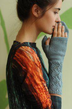 sabrina mitts - $5.00 : Quince and Company, American Wool Yarn