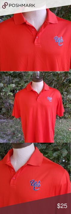 6a461159 Under Armour Golf Mens Performance Polo Shirt Under Armour Golf Mens  Performance Polo Shirt Orange Size