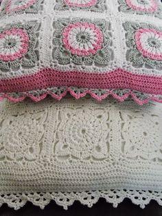 Kussens (met link naar gratis patronen) / cushions (with link to free patterns)
