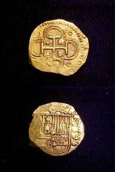Tesoro Español, el oro fuera de la ley.   Spanish Treasure, Outlaw Gold
