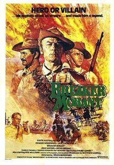 Breaker Morant - 1980 Australian film about a court martial - dir. Bruce Beresford