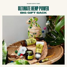 Body Shop At Home, The Body Shop, Tbs, Christmas, Gifts, Shopping, Products, Yule, Presents