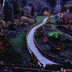 Butchart Gardens beautiful