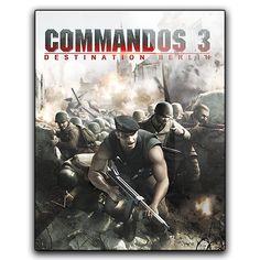 Icon Commandos 3 Destination Berlin by HazZbroGaminG