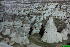Feeëriek Cappadocië - Turkije