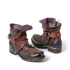 Ботинки Airstep коричневый цвет, артикул 717204-wood,cotto,uva-it