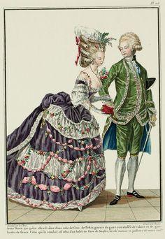 Blog on fashion history and historical clothing.