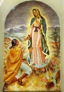 Lady of Guadalupe with San , Mexico – If we are going to talk about tradition in Yucatan, the first thing that is always put in front of everything else is family and church. Most of the traditions here and that are ingrained deep in their lives are built around family and church.