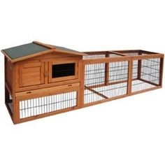 FLAMINGO Rabbit Hutch Sunshine Jumbo cm This FLAMINGO rabbit hutch Sunshine Jumbo enables your pet rabbit to live at ease. The hutch consists of two parts, a sleeping area, and an extra-large running area. Indoor Guinea Pig Cage, Indoor Rabbit Cage, Guinea Pig Run, Outdoor Rabbit Hutch, Puppy Cage, Pet Cage, Rabbit Run, Pet Rabbit, Hamsters