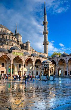 Blue Mosque - Sultanahmet Camii