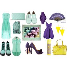 """""""Colour is Love"""" by lea-go on Polyvore"""