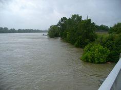 Hochwasser River, Beach, Outdoor, Outdoors, The Beach, Outdoor Games, Outdoor Living, Rivers