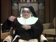 Mother Angelica Talks About The Glory Of The Resurrection