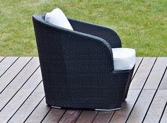 Varaschin - Gardenia Lounge Chair #Outdoor #Luxury #Homeware