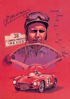 Vintage La Carrera Panamericana