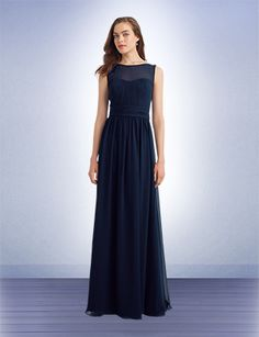 Bill Levkoff bridesmaid style #1114 - Diamond Bride has this style in store! http://www.diamondbrideinc.com/