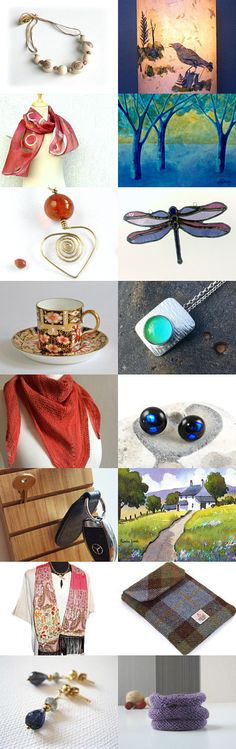 CLASSIC CHRISTMAS GIFTS #shopunique by Denise Hayes on Etsy, www.PeriodElegance.etsy.com
