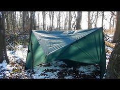 How to Make A Tarp Tent 25 Designs