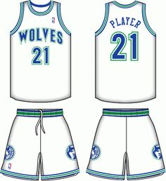 b9258080172 Minnesota Timberwolves Home Logo on Chris Creamer s Sports Logos Page -  SportsLogos. A virtual museum of sports logos