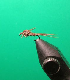 Pheasant Tail Nymph Fishing Fly by Call of the Wild Flies on Etsy, $1.75