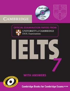 Cambridge IELTS 7 Self-study Pack (Student's « Library User Group