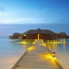 Pioneering the Concept of Affordable Luxury: Lily Beach Resort & Spa, Maldives.