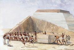 ¿Había esclavos en el Antiguo Egipto? - http://www.absolutegipto.com/habia-esclavos-en-el-antiguo-egipto/