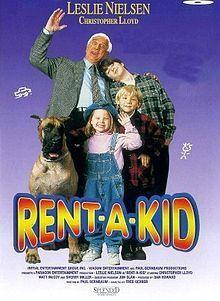 Rent A Kid movie dvd