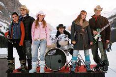 Canadá - RBDSC072 - RBD Fotos Rebelde   Maite Perroni, Alfonso Herrera, Christian Chávez, Anahí, Christopher Uckermann e Dulce Maria