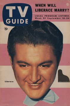 on the cover of TV Guide