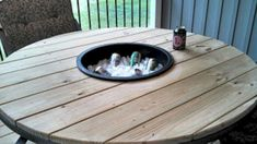 Marvelous Diy Recycled Wooden Spool Furniture Ideas For Your Home No 21