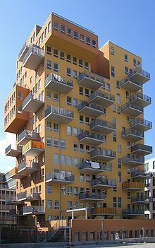 """Otto Steidle – Wikipedia. """"Wohngebäude auf der Münchner Theresienhöhe"""" google translation-Residential buildings at the Munich Theresienhohe Psychotic, Multi Story Building, Architecture, Google, Homes, Arquitetura, Architecture Design"""