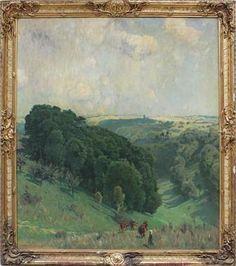 Bracht, Eugen Felix Prosper (1848 Morges- Darmstadt 1921)