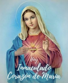 Mary Jesus Mother, Blessed Mother Mary, Mary And Jesus, Blessed Virgin Mary, Religious Pictures, Jesus Pictures, Catholic Art, Religious Art, Virgin Mary Art