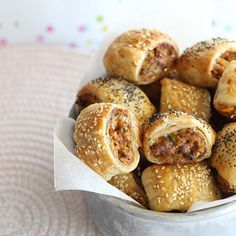 A classic favourite with Aussie kids, the delicious sausage rolls are the ultimate carrier for hidden veggies - so everyone can feel good about this recipe!