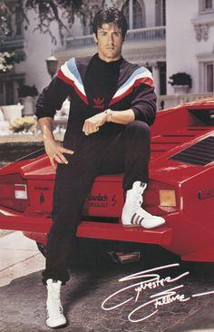 Sylvester Stallone- Rocky 4