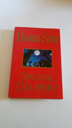 Special Delivery by Danielle Steel   Hardcover   Drama/Romance by SamsOldiesButGoodies on Etsy