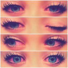 cherry eyes.