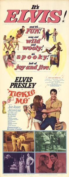 1965 Film Tickle Me avec Elvis Presley